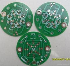 消费类电子用电路板PCB板线路板