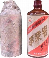 1987年茅漿窖酒
