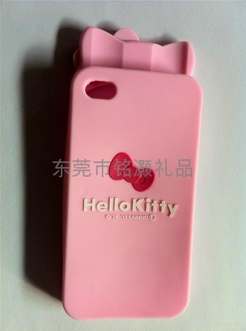 iphone手机硅胶保护套 1