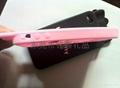 iphone手机硅胶保护套 5