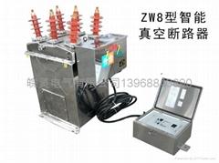 ZW8-12户外高压预付费开关真空断路器