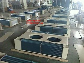 Dual discharger air cooler for cold storage  5