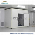 CA cold storage for keeping fruits and