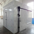Cooling cold storage room for fresh