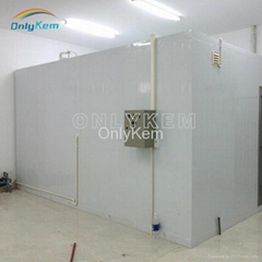 Industrial freezer for frozen meat with CE
