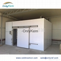 prefabricated walk in cold storage room