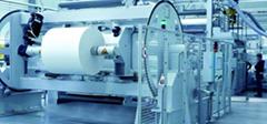 PE纸张淋膜生产线