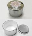 face cream tin box