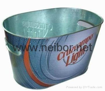 马口铁啤酒桶 2