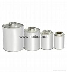 100ML 250ML 500ML 1000ML马口铁胶水罐带毛刷