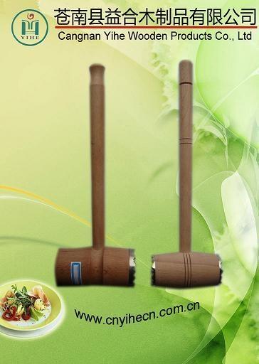 木制餐具木餐具木锤 1