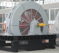 SEC ac Electric Motor For Steel Rolling Mill 750KW and ac motor