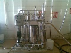 中藥植物提取液過濾機