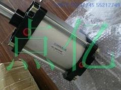 HINAKA气缸DAL-125M400