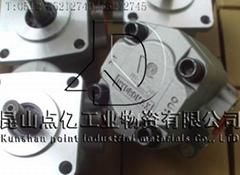 台湾HYDROMAX齿轮泵HGP-2A-F6R