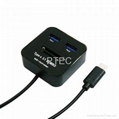 USB 3.1 Type C to USB 3.