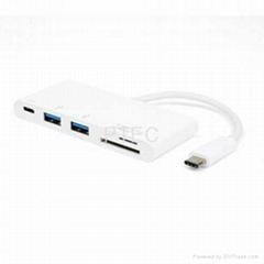 USB 3.1 Type CM to USB 3