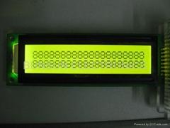 20X02字符点阵液晶显示模组