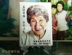 成都昆明贵州高温墓碑激光瓷像机
