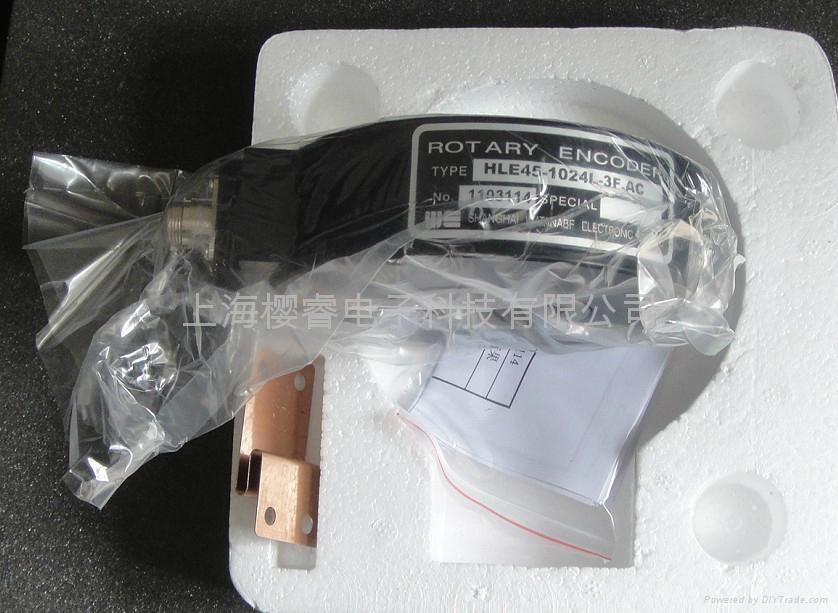 现货销售渡边编码器HLE45-600L-3F.AC 1