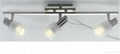 spot light with stainless steel and