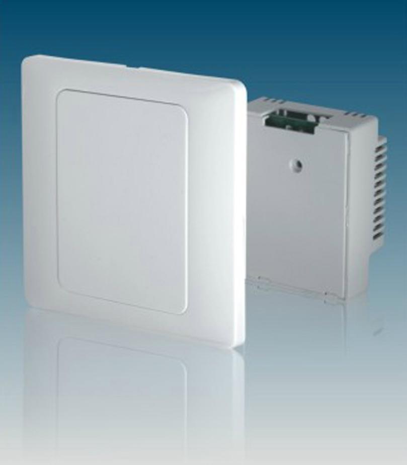 D02型輸出模塊電采暖溫控器 1