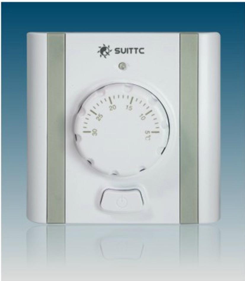 鑫動8801/16SD電采暖溫控器 1