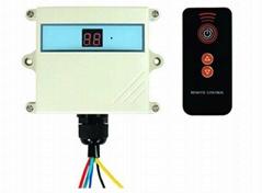 红外遥控养殖温控器