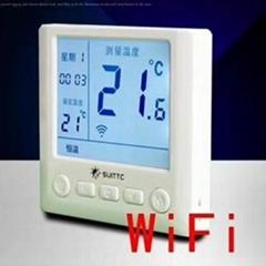 优家8729WiFi远程控制电采暖温控器