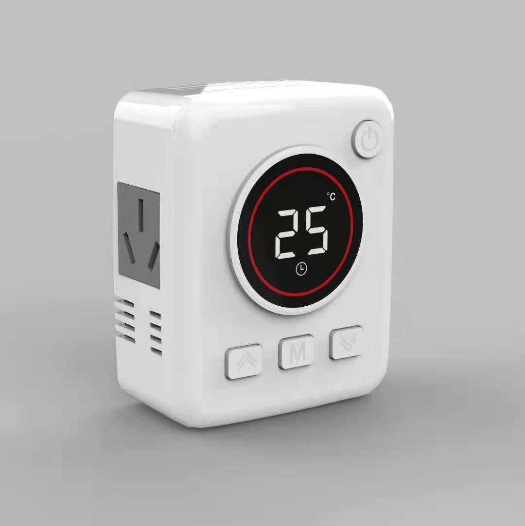 牆暖插頭溫控器 1