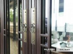 華興中式門窗