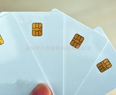 供应 接触式智能IC卡