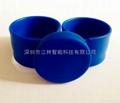 江林卡廠供應可調拍拍硅膠腕帶 RFID手環 3