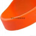 批發 硅膠腕帶 防水耐用耐高溫 IC/ID芯片 會員管理腕帶卡 4