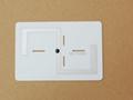 供应RFID 陶瓷标签  耐高温  车辆运输管理UHF超高频陶瓷标签 5