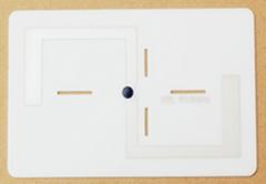 供应RFID 陶瓷标签  耐高温  车辆运输管理UHF超高频陶瓷标签