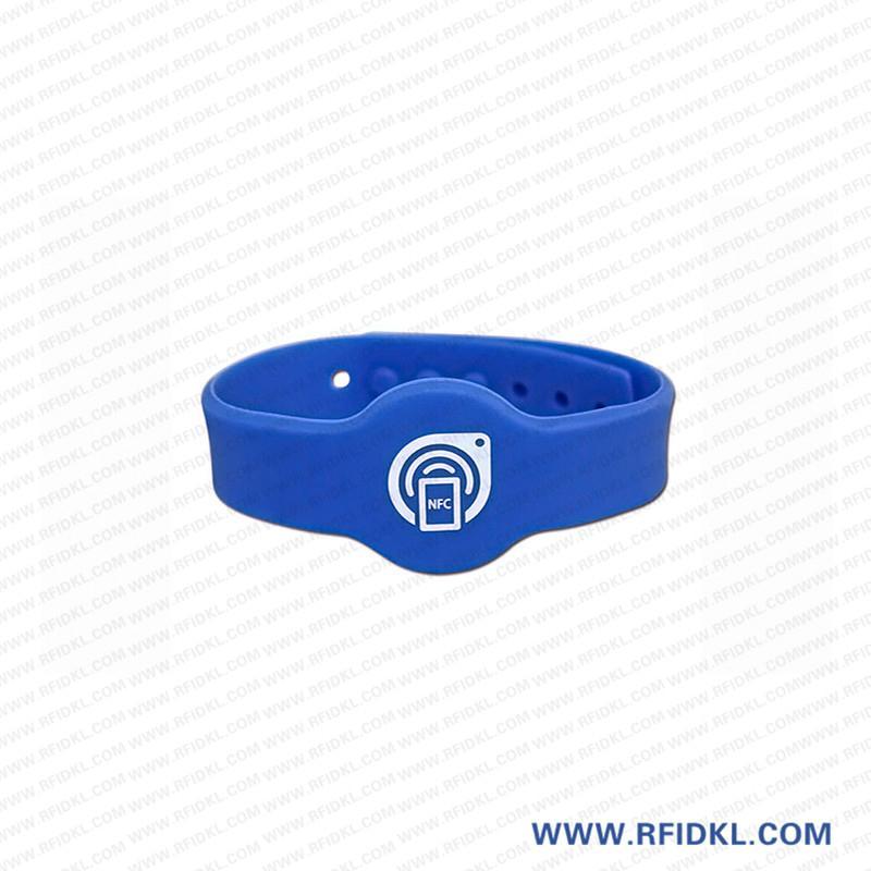 I CODE 2 硅胶手腕带 手表扣腕带 凸扣腕带健身房卡 1