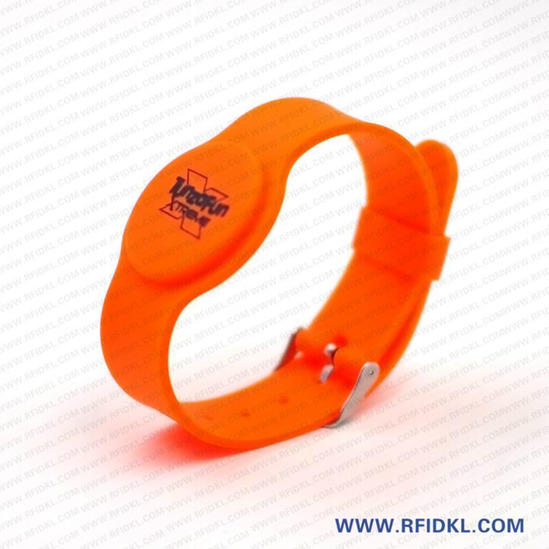 I CODE 2 硅胶手腕带 手表扣腕带 凸扣腕带健身房卡 2