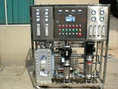 小流量超純水設備