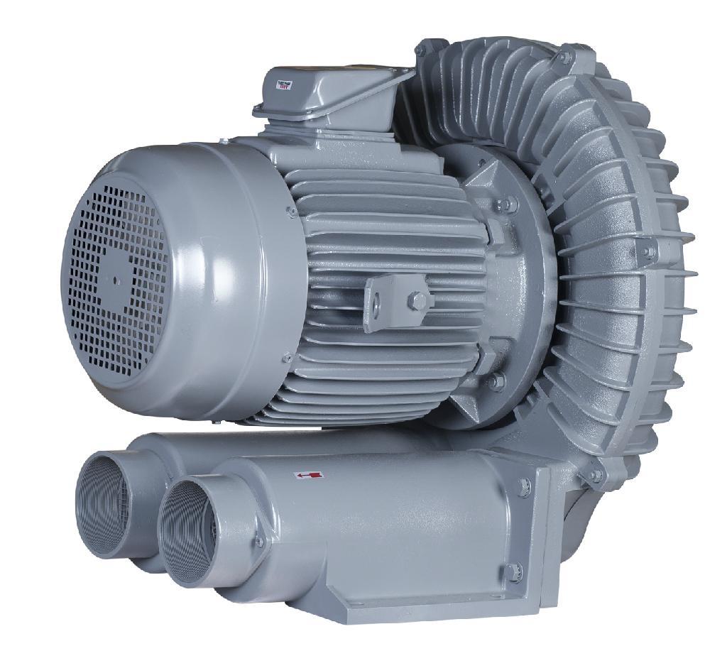 High Volume Low Pressure Blower : Rb annular pressure blower hg china