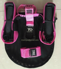 TRX Pro P3 in Pink GYM pack