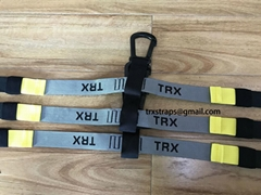 Newest 2017 edition TRX Pro Gym Suspension trainer P5 adjustable foot cradles (Hot Product - 4*)