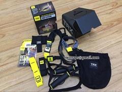 TRX Pro Gym Suspension trainer Pro 4 adjustable foot cradles (Hot Product - 4*)
