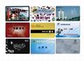 桂林製作會員積分卡磁條卡