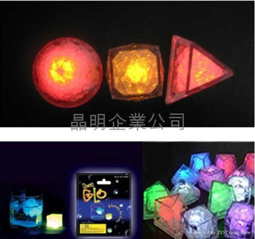 LED发光冰块 2
