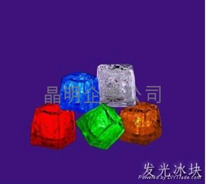 LED发光冰块 4