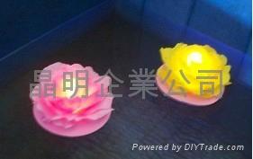 LED防水摇控蜡烛 3