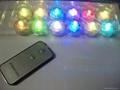 LED防水摇控蜡烛 2