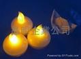 LED防水摇控蜡烛 4