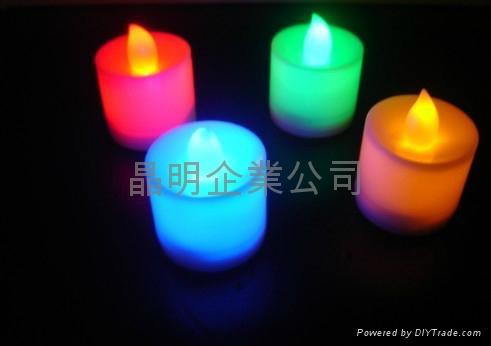 LED发光蜡烛 4